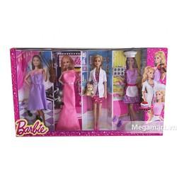 Barbie Bộ sưu tập Barbie thời trang nghề