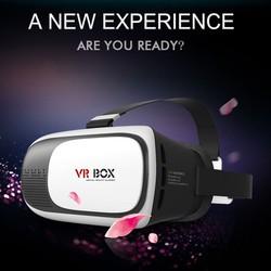 Kính thực tế ảo VR BOX 2 - Xem phim, Chơi game 3D cực sướng