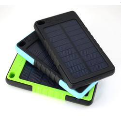 Pin năng lượng mặt trời Solar 8000mAh