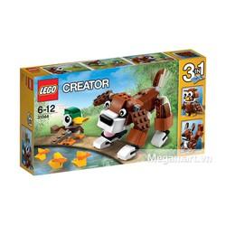 Lego Creator 31044 - Công Viên Động Vật
