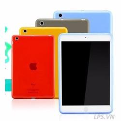Bao da iPad 2-3-4 dẻo trong suốt