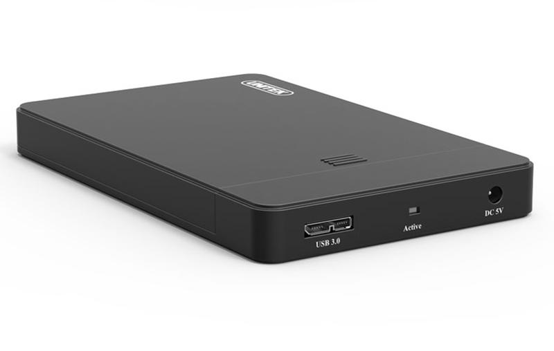 Hộp đựng Ổ cứng HDD Box 2.5 SATA chính hãng Unitek Y-3257 3