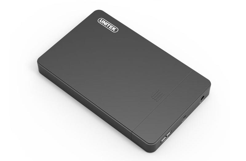 Hộp đựng Ổ cứng HDD Box 2.5 SATA chính hãng Unitek Y-3257 2