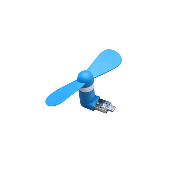 Quạt 2 cánh nguồn USB + 8600 1