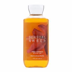 HÀNG XÁCH TAY Sữa tắm Sensual Amber bath and body works