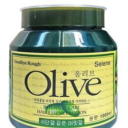 Kem hấp dầu dưỡng tóc Olive Korea