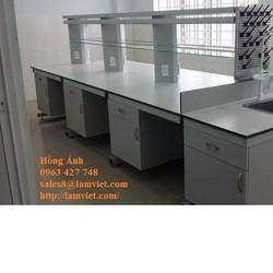 Bàn thí nghiệm trung tâm sản xuất Lâm Việt
