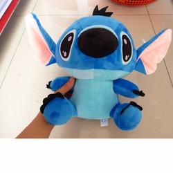 Gấu bông Stitch giá rẻ , stitch nhồi bông 30cm