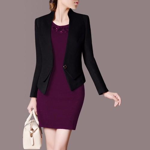 Áo vest nữ thời trang công sở sang trọng TAT24K - 3928308 , 3136012 , 15_3136012 , 380000 , Ao-vest-nu-thoi-trang-cong-so-sang-trong-TAT24K-15_3136012 , sendo.vn , Áo vest nữ thời trang công sở sang trọng TAT24K