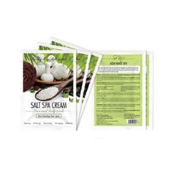 Kem muối tẩy làm trắng da mặt và toàn thân SoKiss