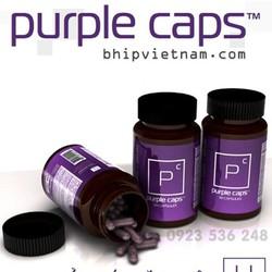 Purple caps - tăng cân an toàn và hiệu quả
