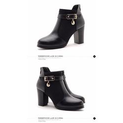 Giày boot cao cổ Roma