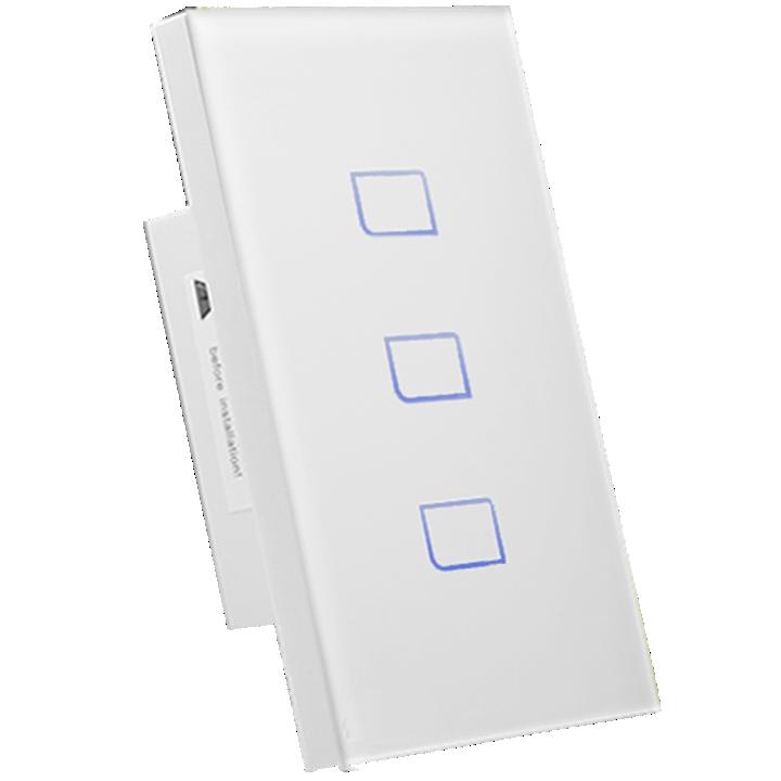 Công tắc cảm ứng điều khiển từ xa Broadlink TC2 - mặt 3 1