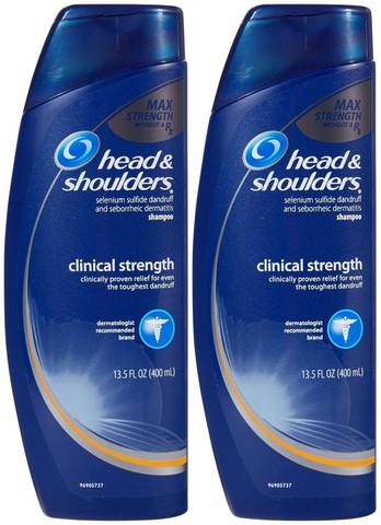 Dầu gội thuốc đặc trị gàu Head and Shoulders Clinical của Mỹ 3