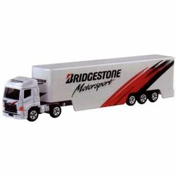 Xe container mô hình Tomica Bridgestone