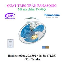 Quạt treo trần Panasonic F-409Q giá rẻ