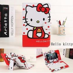 Bàn phím bao da mini kitty máy tính bảng 7 in va ĐT android - 3 IN 1