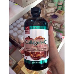 Nước uống Colagen + C của USA
