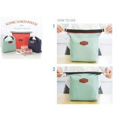 Túi Đựng Cơm Iconic Lunch Pouch Hàn Quốc