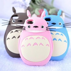 ốp lưng totoro hồng iphone 4 - 4s