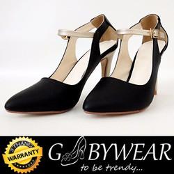 Giày Cao Gót Mũi Nhọn Thời Trang Nữ