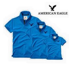 Áo Polo Gia Đình Eagle American