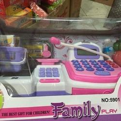 máy tính tiền siêu thị dành cho bé