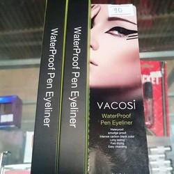 Bút kẻ mắt không trôi Vacosi – Water proof Pen Eyeliner