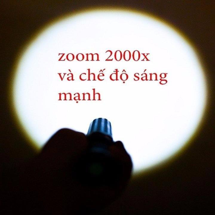 Đèn pin tự vệ 2