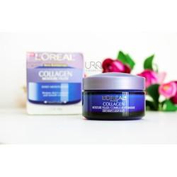 Kem dưỡng da Loreal  Collagen Moisture Filler Daily Moisturizer .