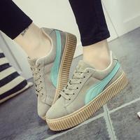 Giày thể thao nữ PUMA RIHANNA - 2565 Xám