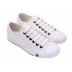 Giày Vải Thể Thao Nữ Sneaker Chạy Bộ