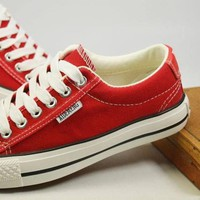 Giày nữ CV đỏ