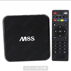 tv box m8s hcm