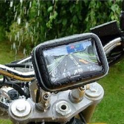 Gía đỡ điện thoại phượt chuyên nghiệp gắn xe máy