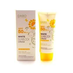 Kem làm trắng và chống nắng DABO Sunblock Hàn Quốc