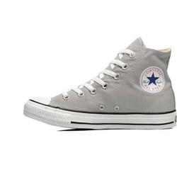 Giày Converse Classic xám cổ cao nam nữ