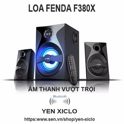Loa Fenda Bluetooth F380x