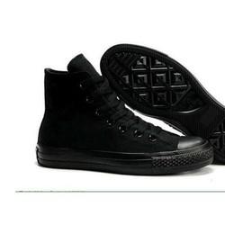 Giày Converse Classic đen cổ cao nam nữ