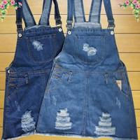 Váy yếm Jean Fashion