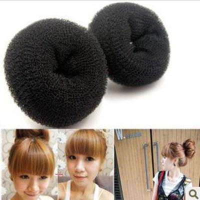 Búi tóc Donut Hàn Quốc 3