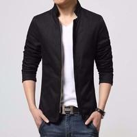 Áo khoác kaki giả vest