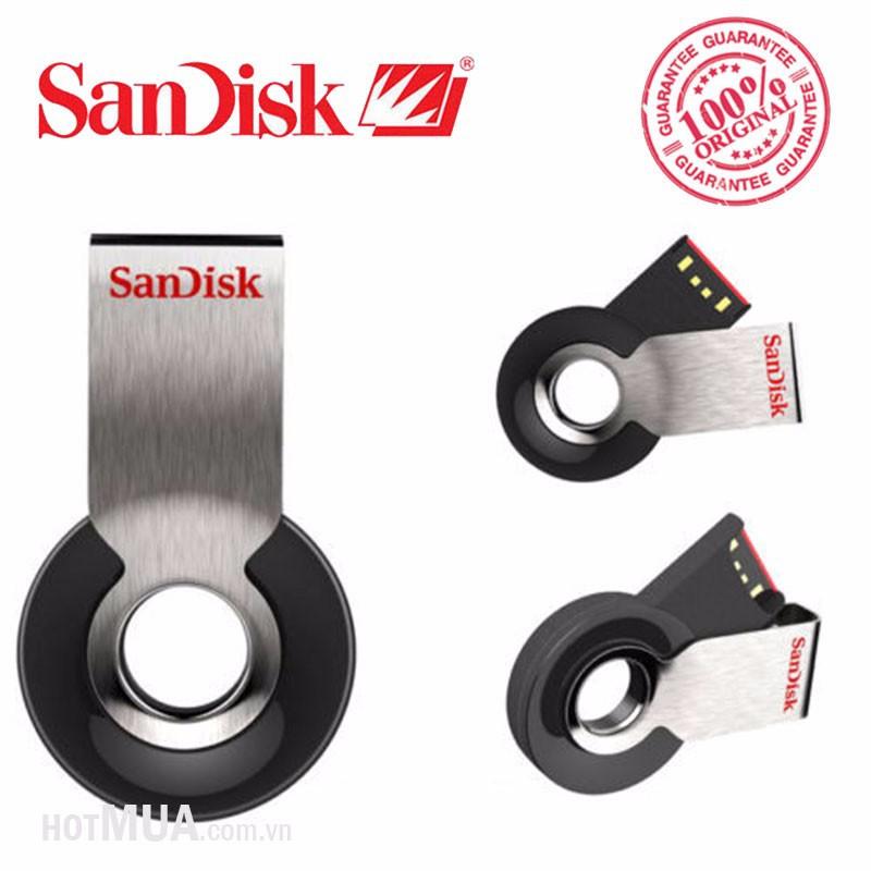 USB Sandisk CZ58 8GB - Xoay 360 Độ - Thương Hiệu Của Mỹ 1