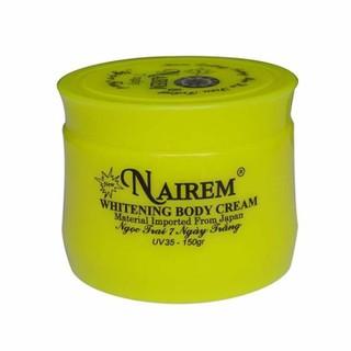 Kem dưỡng trắng da toàn thân 7 ngày trắng NAIREM (150g) - NR-TT-160 thumbnail