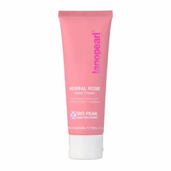 Kem dưỡng da tay tinh chất hoa hồng Lanopearl Herbal Rose Hand Cream.