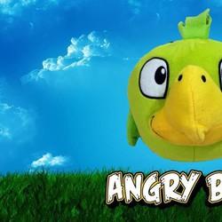 Angry Birds bông đáng yêu