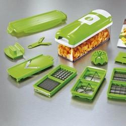 Bộ cắt gọt rau củ quả đa năng Nice Dicer plus 10 - combo dao