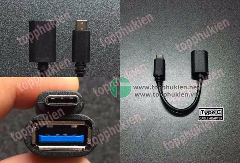 Cáp OTG Type-C USB3.1 1