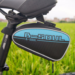 Túi cốt yên B-Soul-đen-xanh - YXD-7