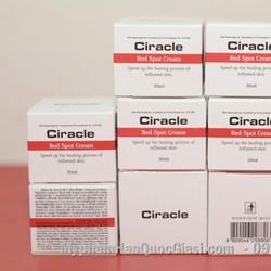 Kem trị mụn Ciracle Red spot cream 30ml - Cung cấp Sỉ và Lẻ